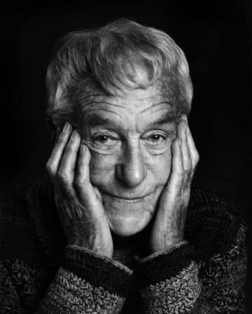 Yousuf Karsh. Portrait de Jacques Henri Lartigue (1981)