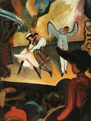 Ballet russe, 1912