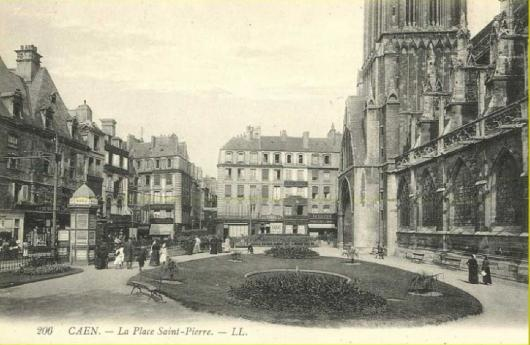 Place Saint-Pierre