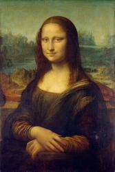 Vinci, La Joconde (début 16e siècle)