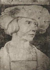 Albrecht Dürer. Portrait de Joachim Patinir (1520)