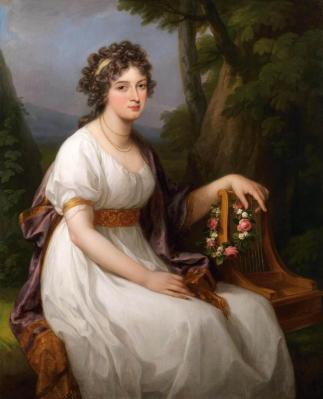 Angelica Kauffmann. Henrietta Maria Hill (1795)