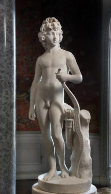 Antonio Canova. Henryk Lubomirski en Amour (1786-88)