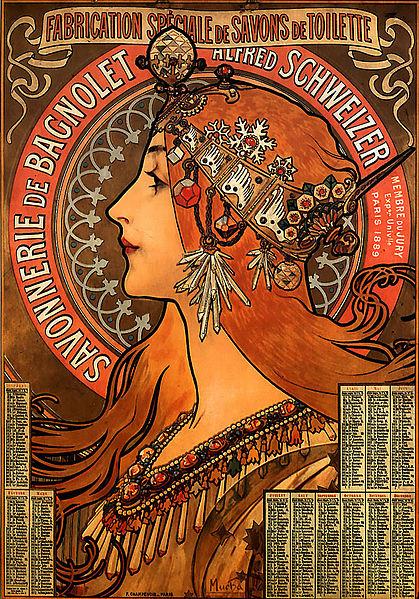 L Art Nouveau 1890 1914