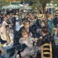 Auguste Renoir. Bal du Moulin de la Galette (1876)