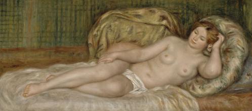 Auguste Renoir. Grand nu (1907)