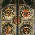BBernard van Orley. Triptyque du calvaire fermé (v. 1534)