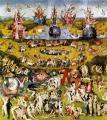 Bosch. Le jardin des délices, panneau central (v. 1500)