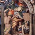 Bronzino. Chapelle d'Eléonore de Tolède, Récolte de la manne (1540-45)