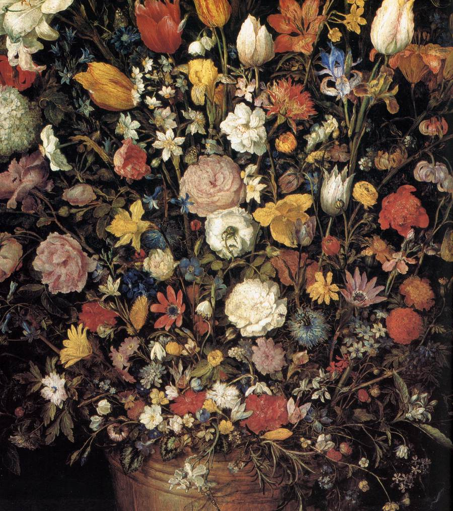 Biographie Et Uvre De Jan Brueghel Dit De Velours