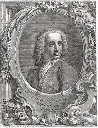 Canaletto par Giovanni Battista Piazzetta (avant 1735)