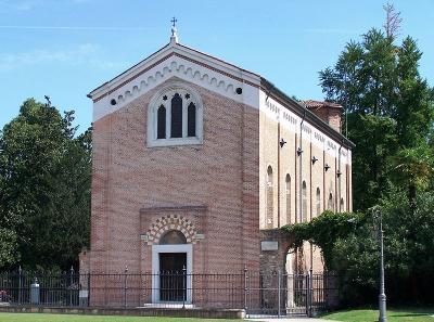 Vue de la Cappella degli Scrovegni