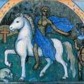 Charles Filiger. Le Cheval blanc de l'Apocalypse (1894-95)