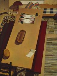 Charles Sheeler. Americana (1931)