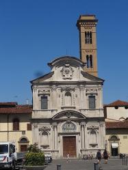 Chiesa di Ognissanti, extérieur