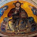 Cimabue. Christ Pantocrator (1301-1302)