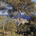 Claude Monet. Bordighera (1884)