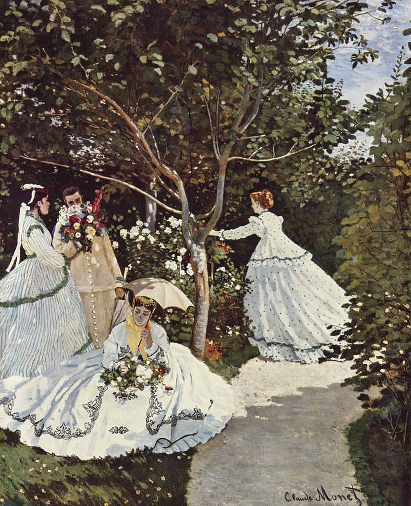 Au Jardin1866 Claude Claude Jardin1866 MonetFemmes Au Jardin1866 Au Claude MonetFemmes MonetFemmes Claude MonetFemmes 7vIYybf6g