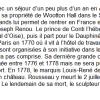 Vie de Rousseau après le récit des Confessions