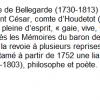 Mme d'Houdetot
