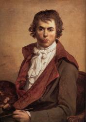 David. Autoportrait (1794)
