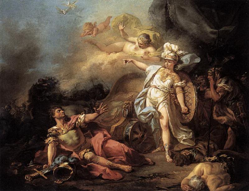 Biographie Et œuvre De Jacques Louis David 1748 1825