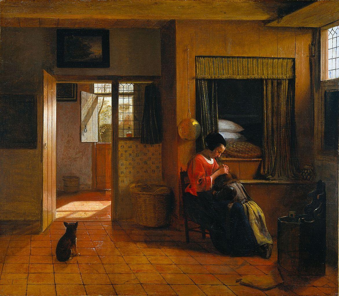 Présentation De La Peinture Hollandaise Au 17e Siècle