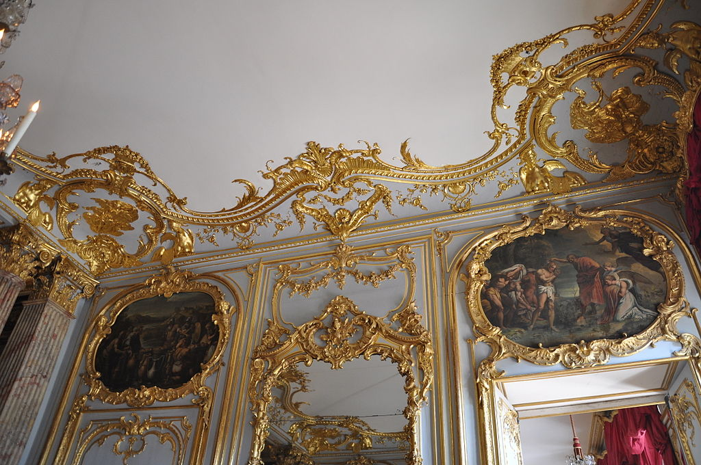 pr sentation de la peinture rococo au 18e si cle. Black Bedroom Furniture Sets. Home Design Ideas