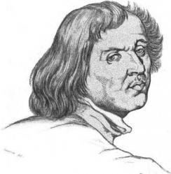 Dessin extrait de Les Vies (Vasari), éditions Tessier (1840)