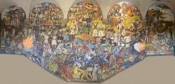 Diego Rivera. L'histoire du Mexique (1929-51)