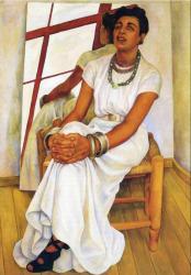 Diego Rivera. Portrait de Lupe Marin (1938)