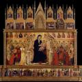 Duccio. Maestà (1308-11)
