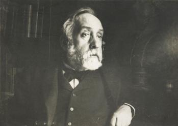 Edgar Degas. Autoportrait (v. 1895)