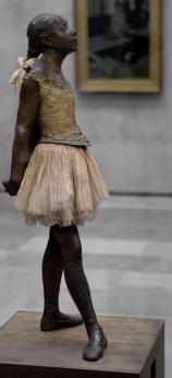 Edgar Degas. Petite danseuse de 14 ans (1865-81)