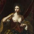 Elisabetta Sirani. Cléopâtre (1655-65)