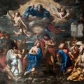 Elisabetta Sirani. Le baptême du Christ (1658)