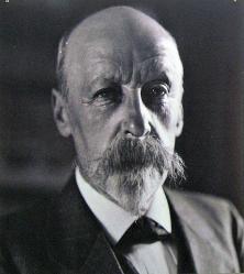 Émile Claus à Londres en 1917