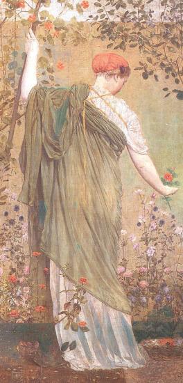 Moore. A Garden