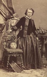 Eugène Desideri. Rosa Bonheur (1861-64)