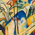Kandinsky. Composition IV, 1911