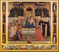 Fra Angelico. Retable de San Marco (1438-40)
