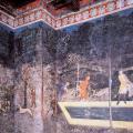 Fresque de la chambre du Cerf d'Avignon (v. 1340-1350)