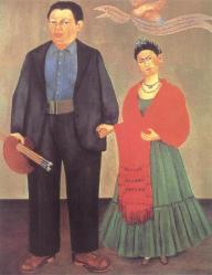 Frida Kahlo. Frida et Diego Rivera (1931)