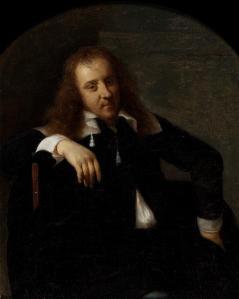 Gabriel Metsu. Autoportrait (v. 1658)