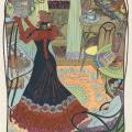 Georges de Feure. Intérieur moderne (1900-02)