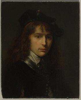 Gérard Dou. Autoportrait (v. 1631)