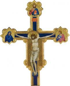 Giotto. Crucifix d'Ognissanti (v. 1315)