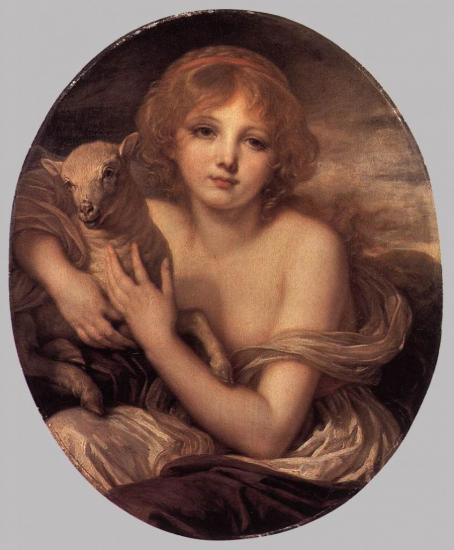 Greuze. Innocence (1790)