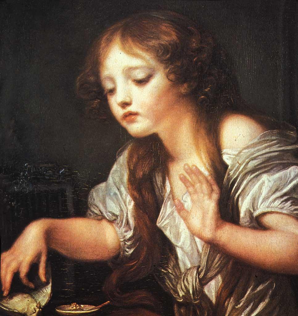 Le cri - Emile Verhaeren Greuze-jeune-fille-pleurant-la-mort-de-son-oiseau-1759