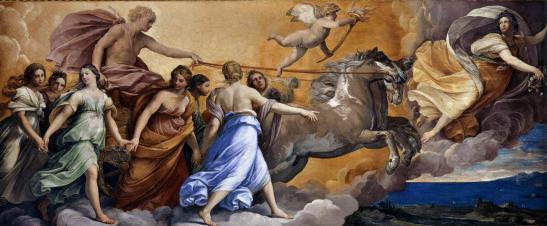 Guido Reni. Aurore (1614)